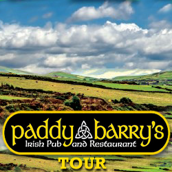 Paddy Barry Celtic Tour